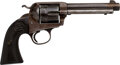Handguns:Single Action Revolver, Colt Bisley Model Single Action Revolver. ...