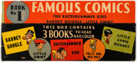 Famous Comics Group (King Features, 1934) Condition: Average FN/VF