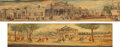 Books:Fore-edge Paintings, [Unknown]. Robert Southey. Roderick, The Last of the Goths. London: Longman, Hurst, Rees, Orme, & Brown, 1816. Fourt... (Total: 2 Items)