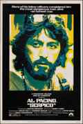 """Movie Posters:Crime, Serpico (Paramount, 1974). Rolled, Fine/Very Fine. Poster (40"""" X 60""""). Crime.. ..."""