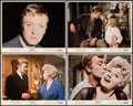 "Movie Posters:Comedy, Alfie & Other Lot (Paramount, 1966). Overall: Very Fine-. Color Photos (5) (8"" X 10"") & Photos (56) (Approx. 8"" X 10""..."