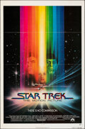 """Movie Posters:Science Fiction, Star Trek: The Motion Picture (Paramount, 1979). Folded, Fine/Very Fine. One Sheet (27"""" X 41"""") Advance Style, Bob Peak Artwo..."""