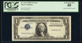 Error Notes:Inverted Third Printings, Inverted Third Printing Error Fr. 1614 $1 1935E Silver Certificate. PCGS Extremely Fine 40.. ...