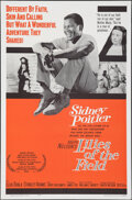 """Movie Posters:Drama, Lilies of the Field (United Artists, 1963). Folded, Very Fine. One Sheet (27"""" X 41""""). Drama.. ..."""