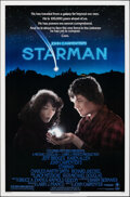 Movie Posters:Science Fiction, Starman (Columbia, 1984). Rolled, Very Fine. One S...