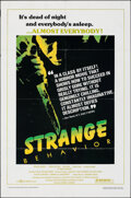 """Movie Posters:Horror, Strange Behavior & Other Lot (World Northal, 1981). Folded, Very Fine-. One Sheets (5) (27"""" X 41"""" & 27"""" X 40""""). Horror.. ... (Total: 5 Items)"""