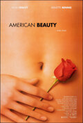 """Movie Posters:Drama, American Beauty (DreamWorks, 1999). Rolled, Very Fine/Near Mint. One Sheet (27"""" X 40"""") DS. Drama.. ..."""