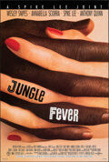"""Movie Posters:Drama, Jungle Fever & Other Lot (Universal, 1991). Rolled, Very Fine+. One Sheets (2) (26.75"""" X 39.75"""") DS. Drama.. ... (Total: 2 Items)"""
