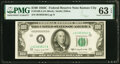 Small Size:Federal Reserve Notes, Fr. 2160-J $100 1950C Federal Reserve Note. PMG Choice Unc...
