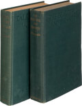 Books:Literature 1900-up, F. Scott Fitzgerald. Pair of First Editions. New York: Charles Scribner's Sons, 1922.... (Total: 2 Items)