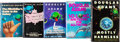 """Books:Signed Editions, Douglas Adams. The First Five Books in the """"Increasingly I..."""