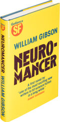 Books:Signed Editions, William Gibson. Neuromancer. London: Victor Gollancz Ltd., 1984. First English edition, first hardcover edition. S...