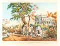 Books:Prints & Leaves, [Currier, publisher]. Hand-Colored Lithograph