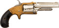 Handguns:Single Action Revolver, Marlin No. 32 Standard 1875 Single Action Revolver.