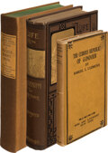 Books:Literature Pre-1900, Mark Twain. Group of Three Titles. [Various places, various publishers, 1883-1942].... (Total: 3 )