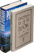 Books:Signed Editions, Connie Willis. Two copies of Doomsday Book. New York; London: Bantam; New English Library, 1992. Uncorrected proof e... (Total: 2 Items)