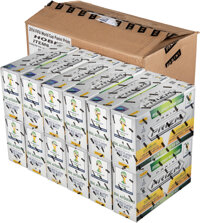 2014 Panini Prizm FIFA World Cup Soccer Case with 12 Unopened Boxes