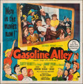 """Movie Posters:Comedy, Gasoline Alley (Columbia, 1951). Folded, Very Fine-. Six Sheet (78.5"""" X 80""""). Comedy.. ..."""