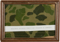 D-Day: Allied Parachute Fragment