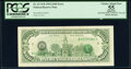 Third Printing on Back Error Fr. 2174-B $100 1993 Federal Reserve Note. PCGS Apparent Choice About New 55