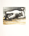Books:Art & Architecture, Henry Moore. Sketchbook 1980.