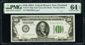 Small Size:Federal Reserve Notes, Fr. 2151-D $100 1928A Dark Green Seal Federal Reserve Note...