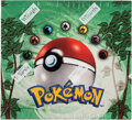 Memorabilia:Trading Cards, Pokémon Unlimited Jungle Set Sealed Booster Box (Wizards of the Coast, 1999)....