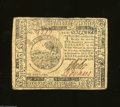 Colonial Notes:Continental Congress Issues, Continental Currency July 22, 1776 $6 Extremely Fine. A ...