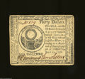 Colonial Notes:Continental Congress Issues, Continental Currency July 22, 1776 $30 About New. A very ...