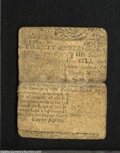 Colonial Notes:Delaware, Delaware March 1, 1758 20s Very Good. Fully Fine from the ...