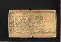 Colonial Notes:New Jersey, New Jersey April 23, 1761 L6 About Very Fine. Very well ...