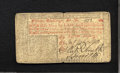 Colonial Notes:New Jersey, New Jersey April 16, 1764 15s. The face of the note is ...