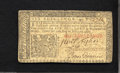 Colonial Notes:New Jersey, New Jersey February 20, 1776 6s Fine-Very Fine. A problem-...