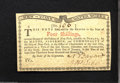 Colonial Notes:New York, New York January 6, 1776 4s Choice New. Unusually well ...