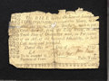 Colonial Notes:North Carolina, North Carolina November 21, 1757 L5 Very Good. A very rare ...