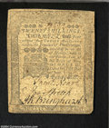 Colonial Notes:Pennsylvania, Pennsylvania June 18, 1764 20s Choice Very Fine. These ...