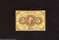 Fractional Currency:First Issue, Fr. 1230 5c First Issue Extremely Fine-About Uncirculated. ...
