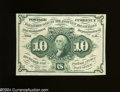 Fractional Currency:First Issue, Fr. 1243 10c First Issue Choice Crisp Uncirculated.This is ...