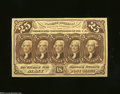 Fractional Currency:First Issue, Fr. 1282 25c First Issue Choice About Uncirculated+++.A ...