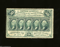 Fractional Currency:First Issue, Fr. 1310 50c First Issue Choice About Uncirculated.This is ...