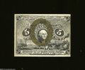 Fractional Currency:Second Issue, Fr. 1235 5c Second Issue Crisp Uncirculated++.This is a ...