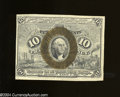 Fractional Currency:Second Issue, Fr. 1244 10c Second Issue About Uncirculated. Lovely ...