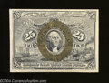 Fractional Currency:Second Issue, Fr. 1286 25c Second Issue Choice Crisp Uncirculated.This ...
