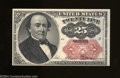 Fractional Currency:Fifth Issue, Fr. 1309 25c Fifth Issue Choice Crisp Uncirculated. Two ...