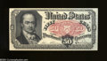 Fractional Currency:Fifth Issue, Fr. 1381 50c Fifth Issue Gem Crisp Uncirculated.This ...