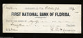 Fractional Currency:Fifth Issue, F.E. Spinner Check. Francis Spinner is credited with the ...