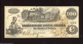 Confederate Notes:1862 Issues, T39 $100 1862. This is the white steam variety printed by ...