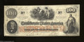 Confederate Notes:1862 Issues, T41 $100 1862. This Keatinge & Ball product was printed on ...