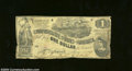 Confederate Notes:1862 Issues, T44 $1 1862 With the shortage of small change, these $1s ...