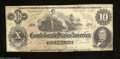 Confederate Notes:1862 Issues, T46 $10 1862. This note is an engraving error that carries ...